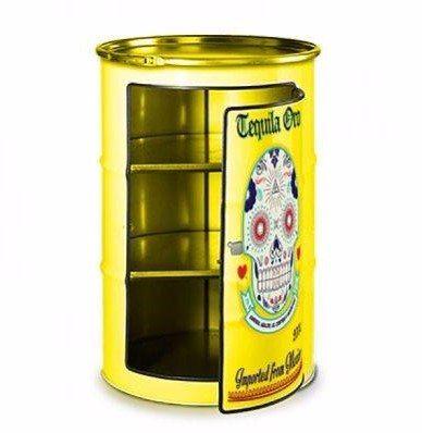 Tambor Decorativo com Porta