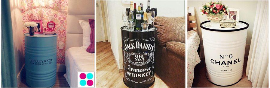 Mesa Jack Daniels Chanel Thifany
